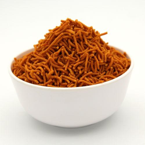 Lasun Shev / लसूण शेव  (500 g)