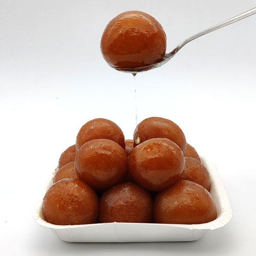 Gulab Jamun / गुलाब जामुन (250 g)