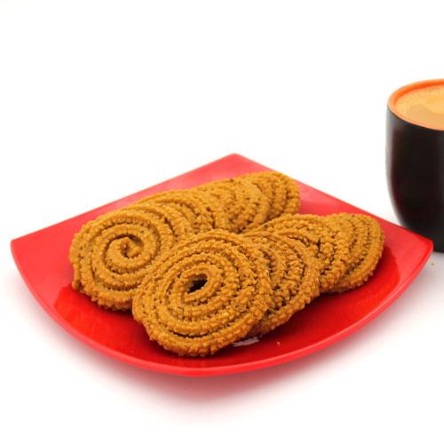 Bhajani Chakali / भाजणी चकली (180 g)